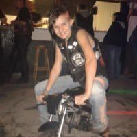 Biker-Rotzi