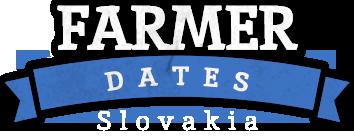 Farmer Dates Slovakia