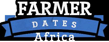 Farmer Dates Africa