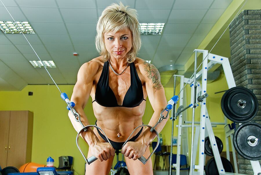 Bodybuilding Women Get Me Hot--and So Do 'Regular' Women